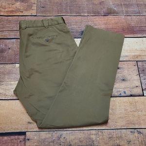 Men's Incotex Ivory Chino Pants Size 40 | Straight